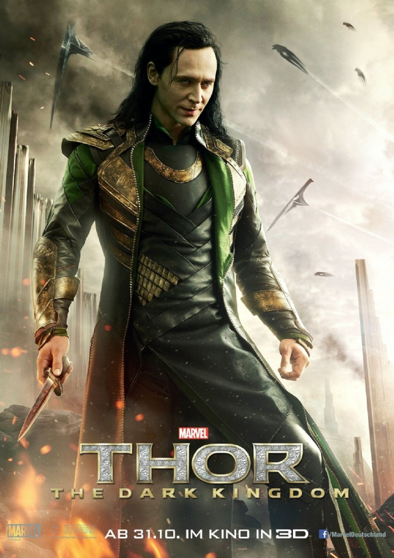Loki Dark World Kino
