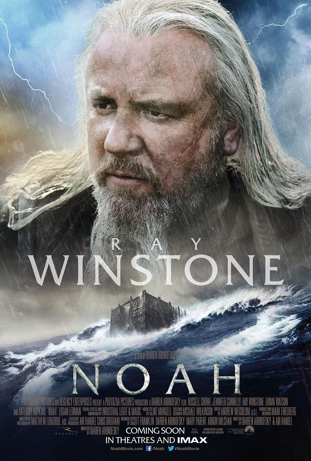 Noé Poster Ray Winstone