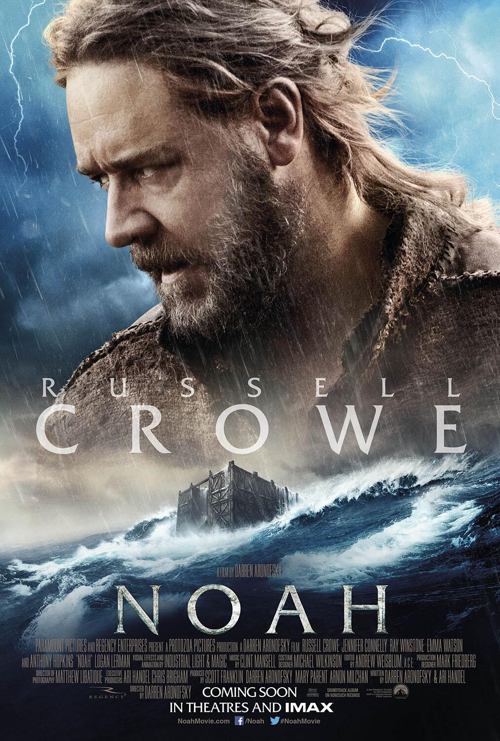 Noé Poster Russell Crowe