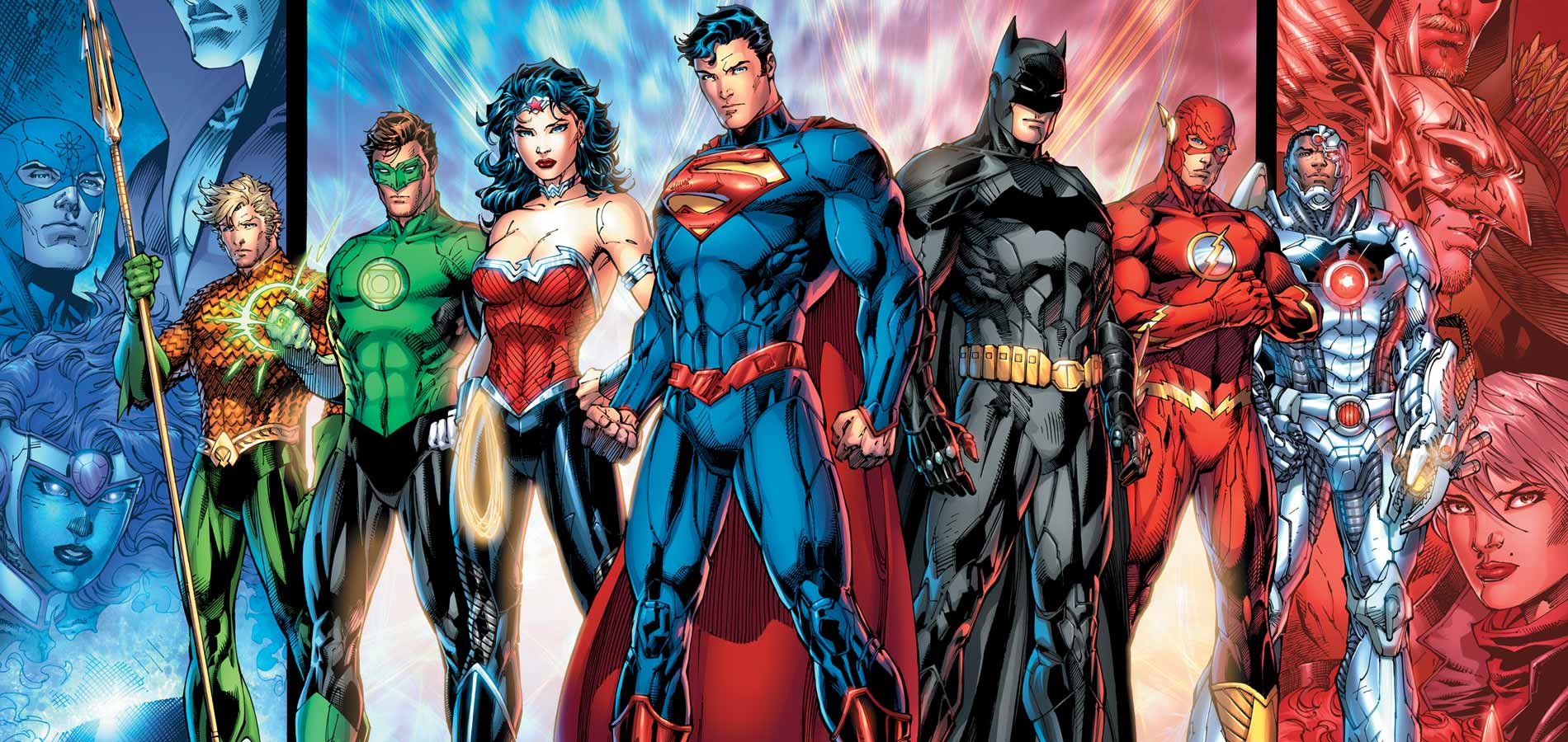 Justice League DC