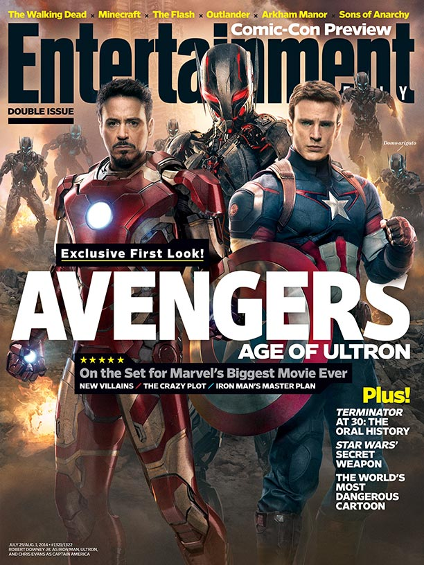 Ultron EW Cover