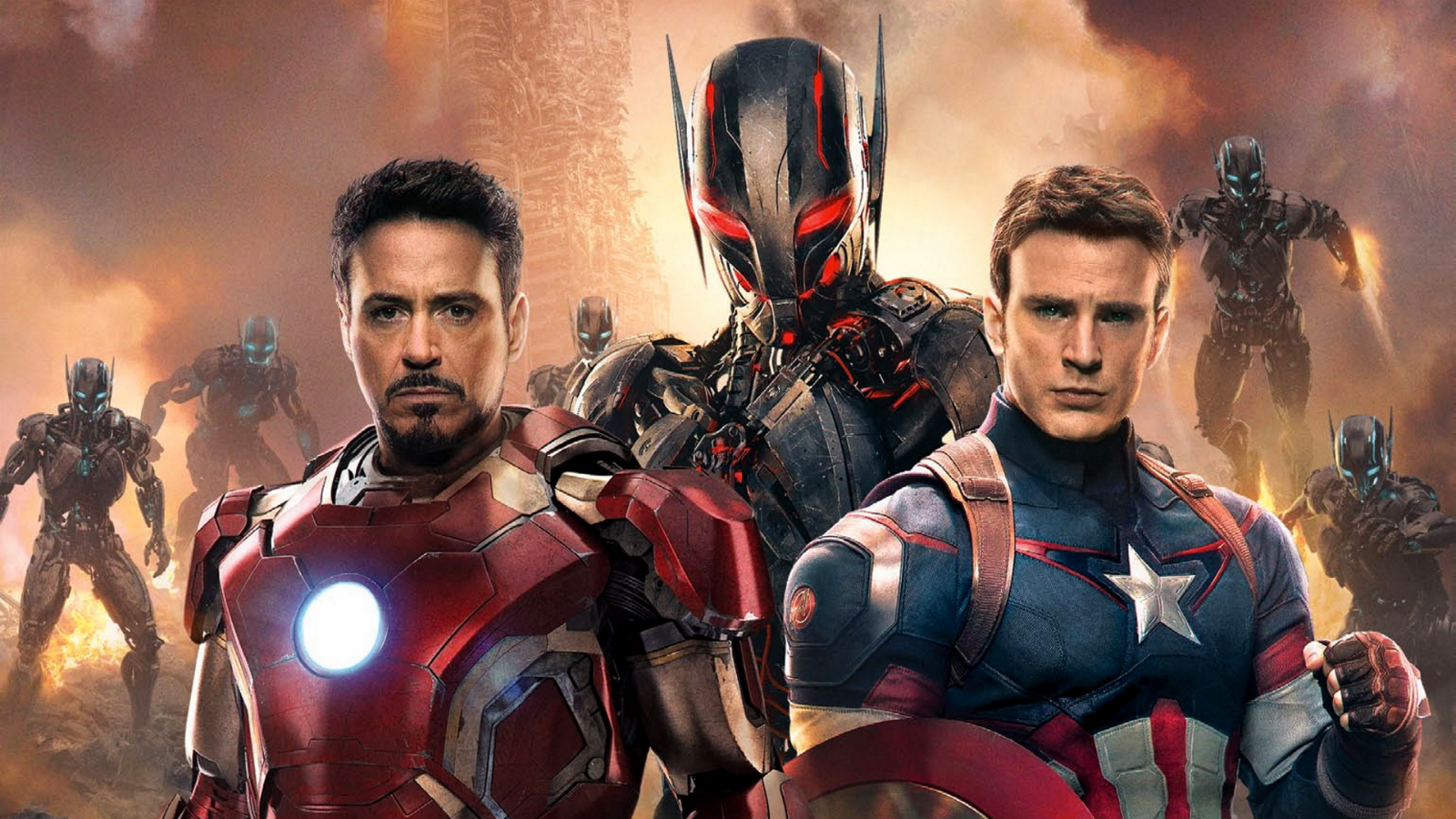 Avengers Age of Ultron EW Banner