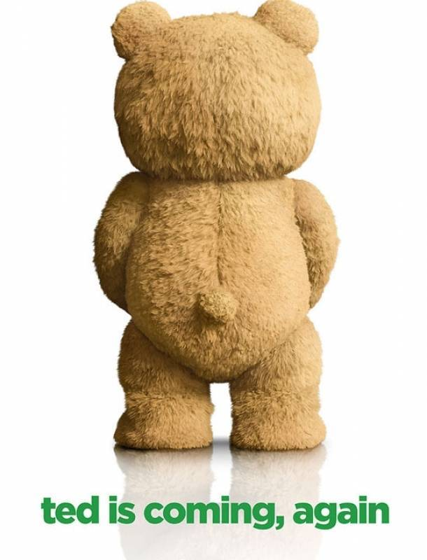 Ted 2 Teaser Poster