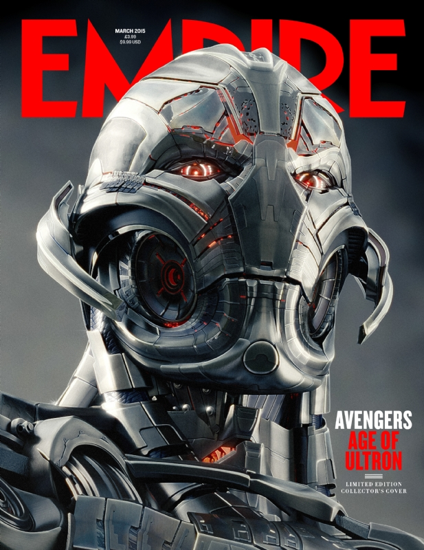 Ultron Empire Cover