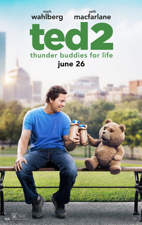 Ted 2 Poster 2