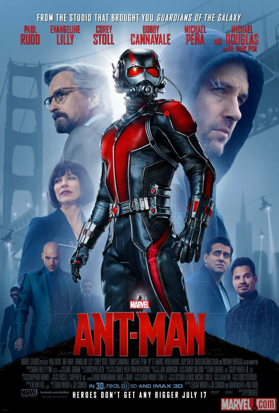 Ant-Man Poster 2