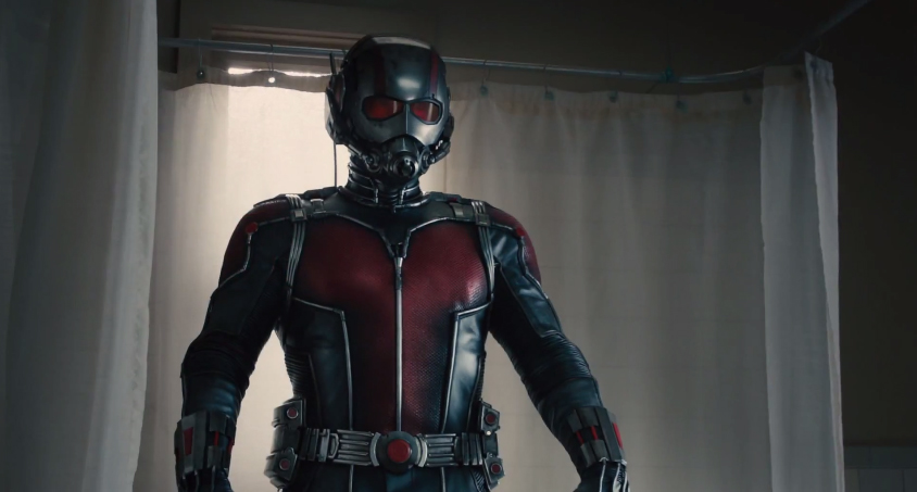 Ant-Man Shower