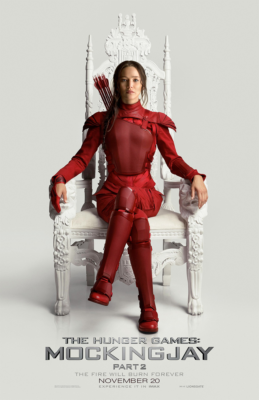 Mockingjay 2 Red Lawrence