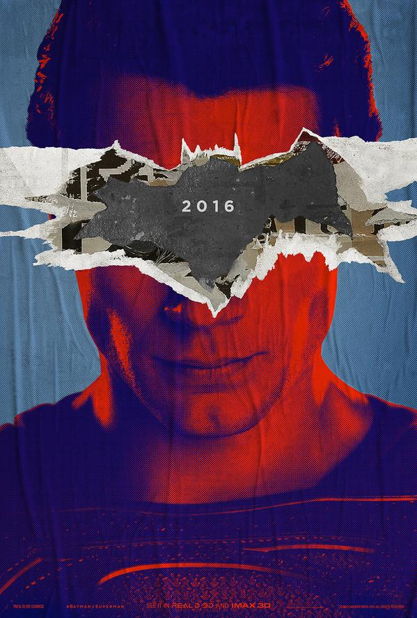 Superman Poster Dawn of Justice 1