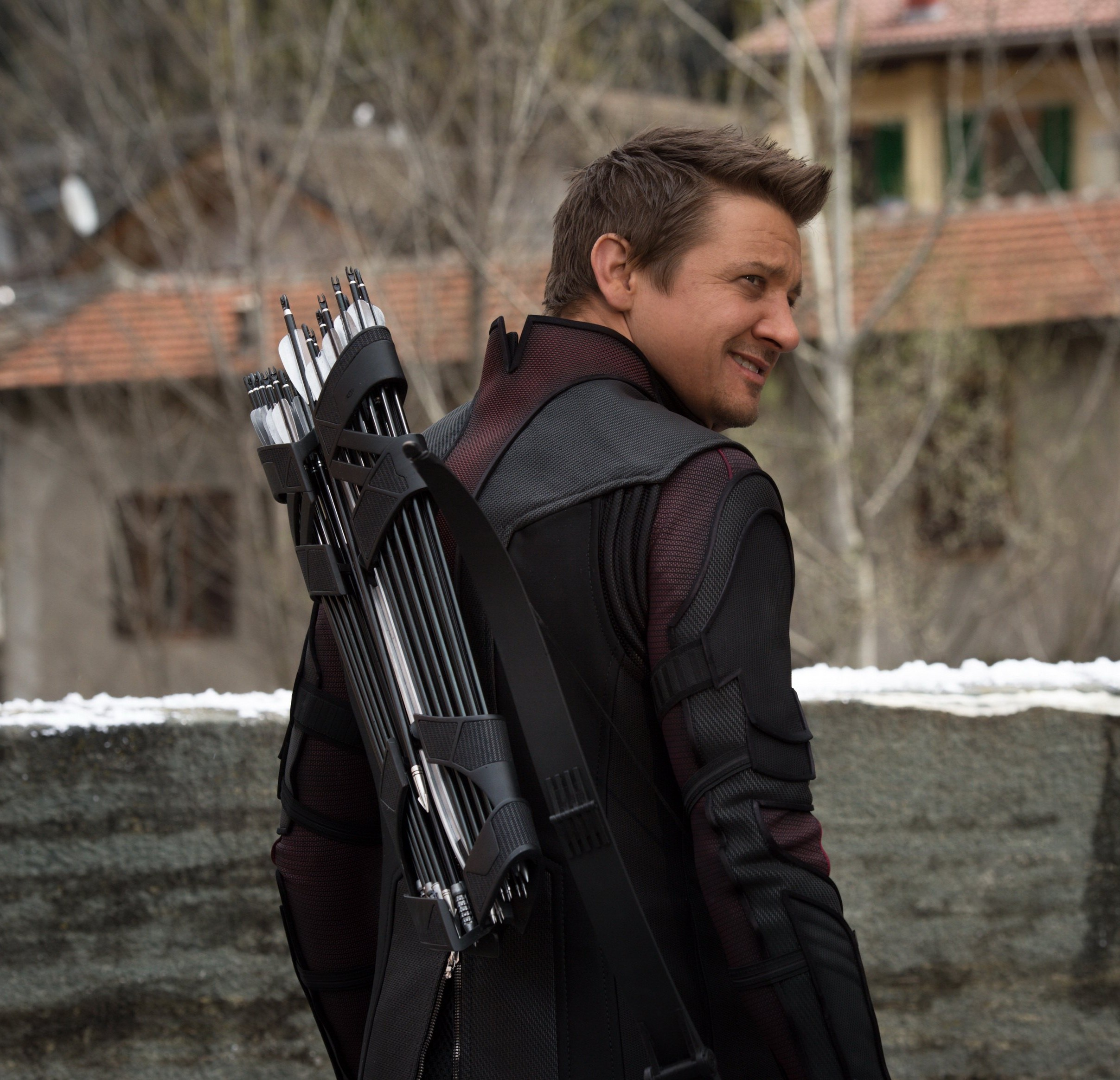 Hawkeye Age of Ultron Sokovia