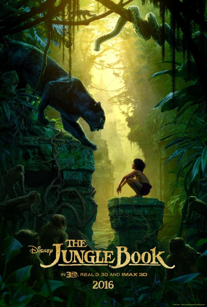 Jungle Book Poster 1