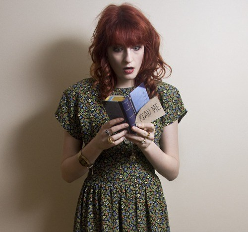 Florence Welch Read Me