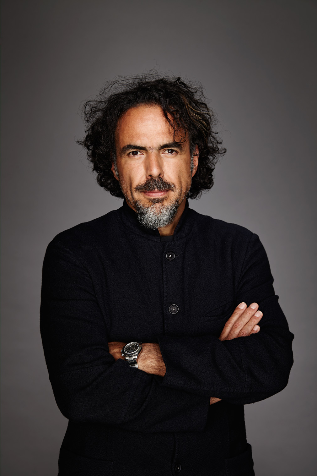 Allejandro Inarritu, by Daniel Bergeron. Indiewire. 2014. No PR Agreement, No Release on file