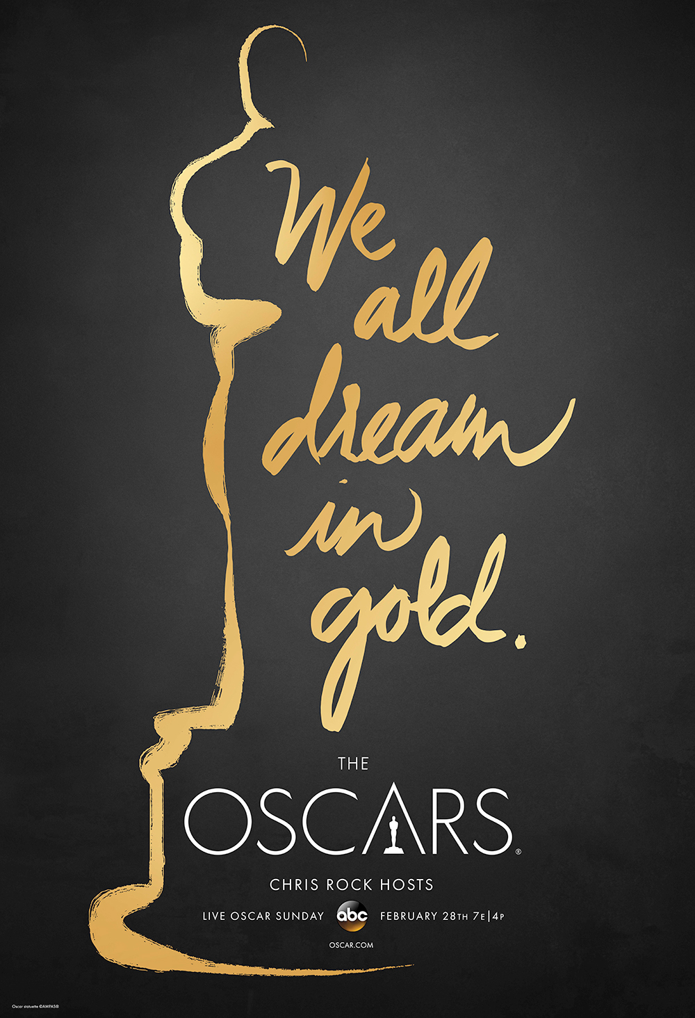 Oscar-DreamGold-Poster