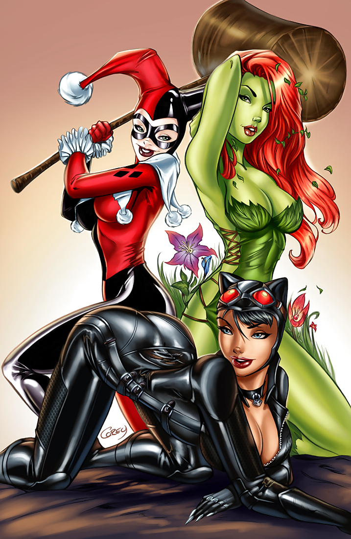 gotham-city-sirens-artwork