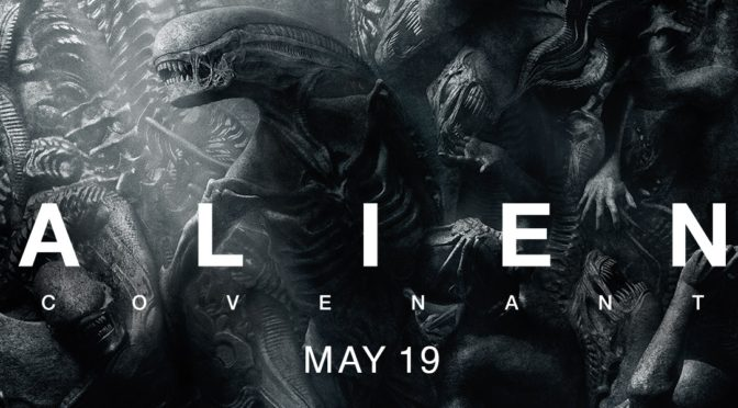 Reseña – Alien: Covenant
