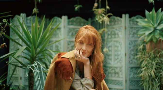 "Reseña: ""High as Hope"" de Florence and the Machine"