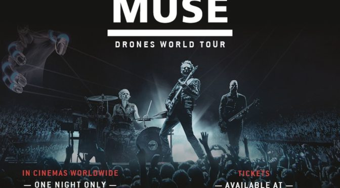 "Reseña: ""Drones World Tour"" de Muse"