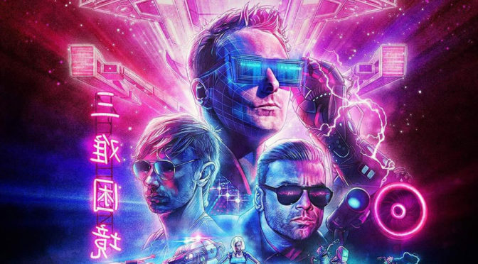 "Reseña: ""Simulation Theory"" de Muse"